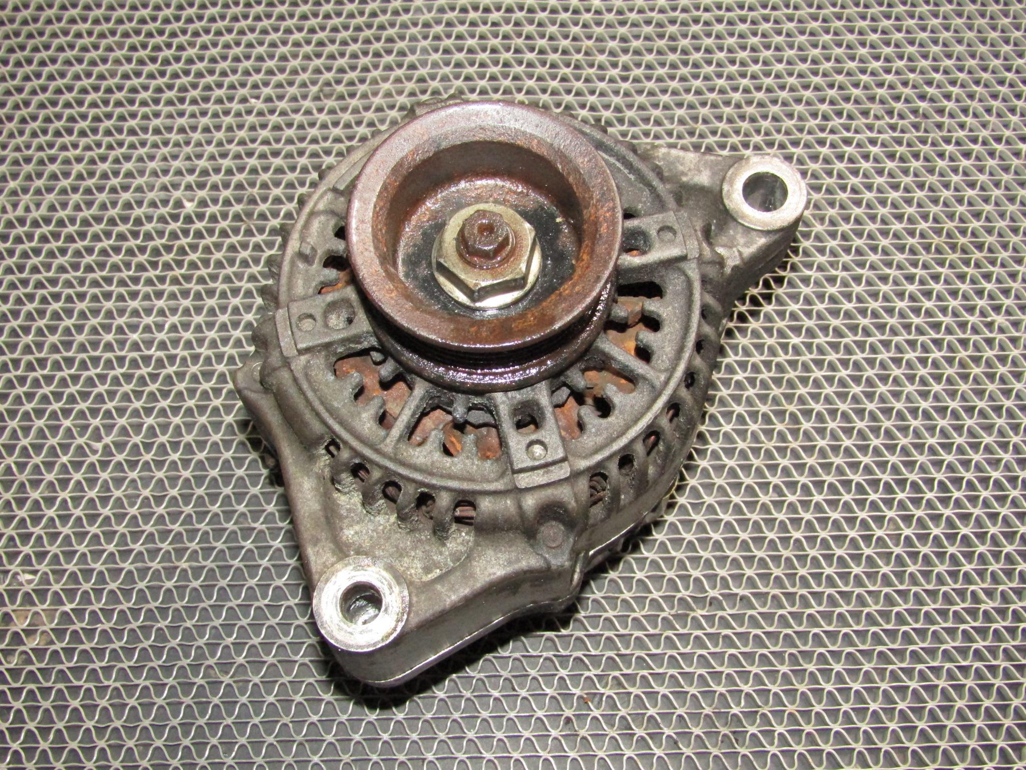 1991年丰田皇冠2jz-ge 发电机